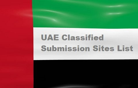 UAE Classified Sites List