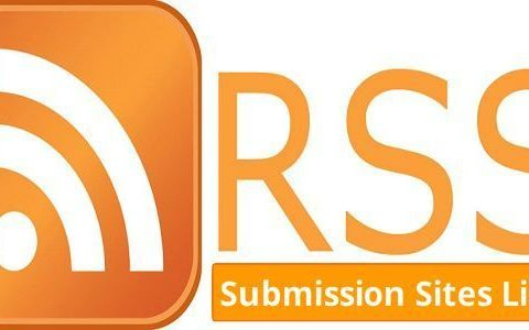 RSS Feed Submission Sites List