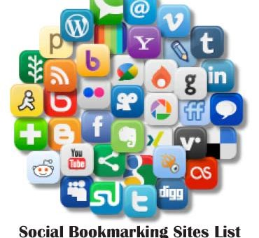 Top 50+ Social Bookmarking Sites List 2019 (Dofollow & High PR)
